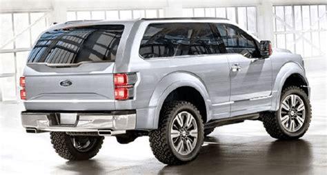 2019 Ford Bronco Cost, Interior, Concept