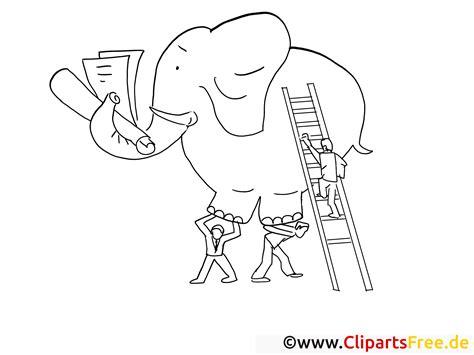 elefant malbuch