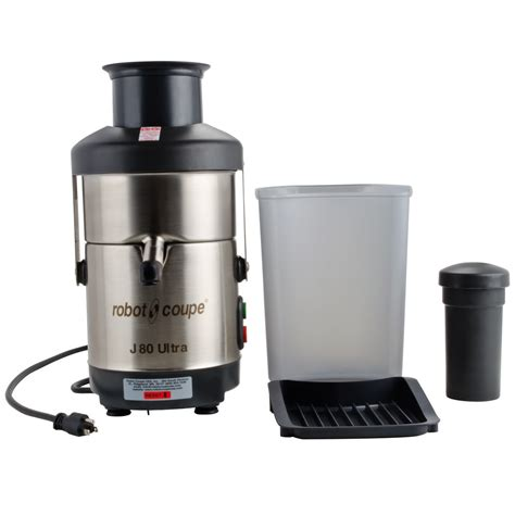 robot coupe j80 ultra juicer extractor juice later save