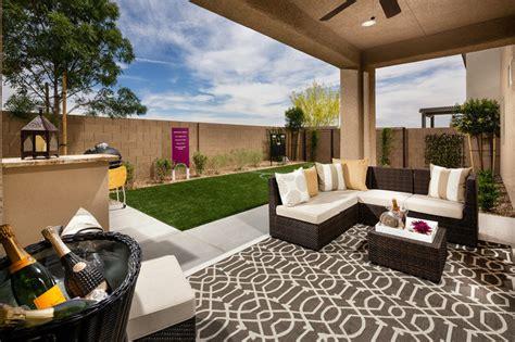 pardee homes las vegas summerglen contemporary patio