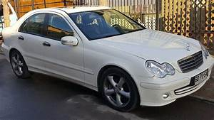 C 2007 Mercedes Benz C180 Kompressor Full