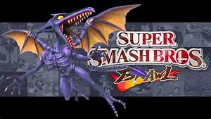 Vs Ridley Super Smash Bros Brawl YouTube