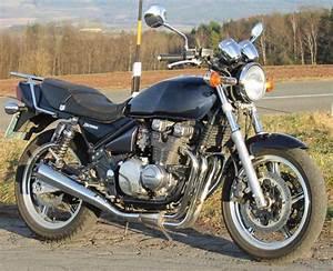 Kawasaki Zr550 750 Zephyr 1990