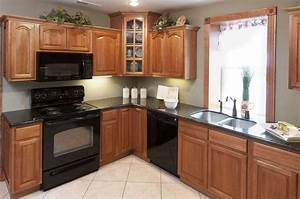 Hickory Cathedral Kitchen Cabinets Detroit, - MI Cabinets