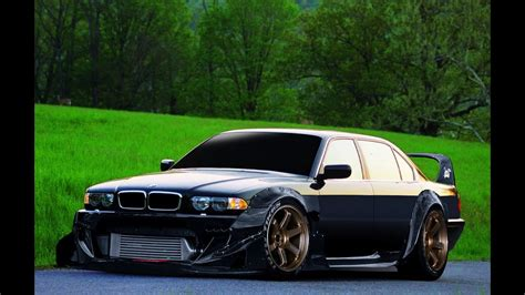virtual tuning bmw il  youtube