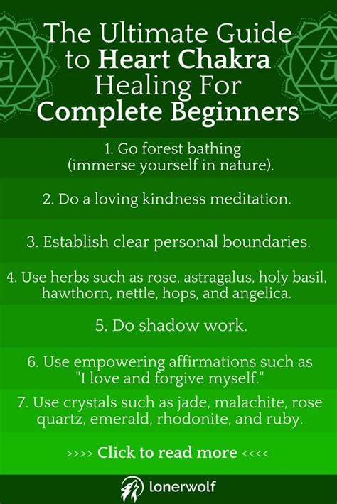 The Ultimate Guide To Heart Chakra Healing For Complete