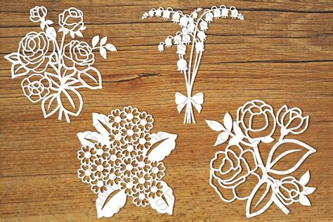 Svg stands for scalable vector graphic. Flowers 2 SVG files for Silhouette Cameo and Cricut.