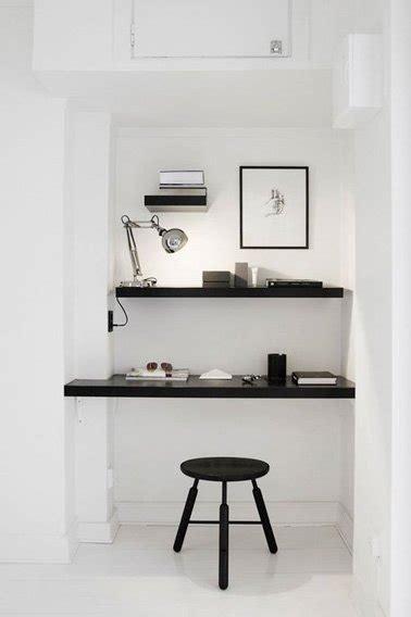 amenager un bureau aménagement d 39 un bureau dans un petit espace