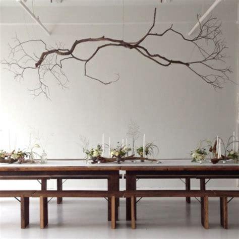 Selbstgemachte Deko Aus Holz by 25 Selbstgemachte Kronleuchter Aus Zweigen