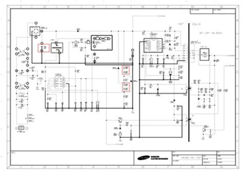 samsung power board circuit bn  service manual