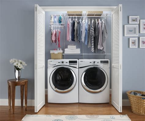 medium size closet organizer kit white    feet