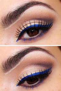 Easy Simple Nail Designs 12 Ways To Teach You How To Apply Colored Mascara Pretty