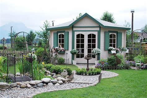 Garten Gestalten Mit Gartenhaus by Gartenwege Gestalten Auf Gutem Fu 223 E Zum Gartenhaus