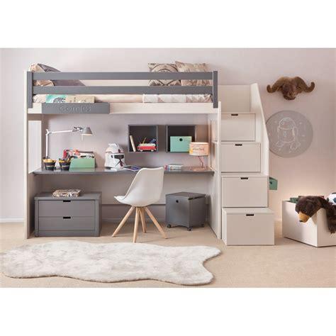 chambre avec lit mezzanine 2 places chambre complete pour enfants ados avec inspirations avec