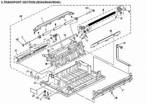 Gestetner 1302  1302f Parts List And Diagrams