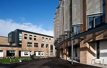 Glasgow Port Campus Shared Buildings Council Construction