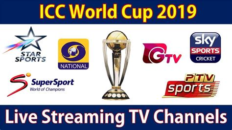 live world icc world cup 2019 live tv channels cricket