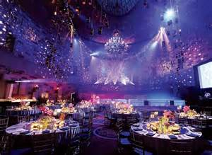 Small Disco Ball Decorations by Jes Gordon Proper Fun Created A Supper Club Atmosphere At