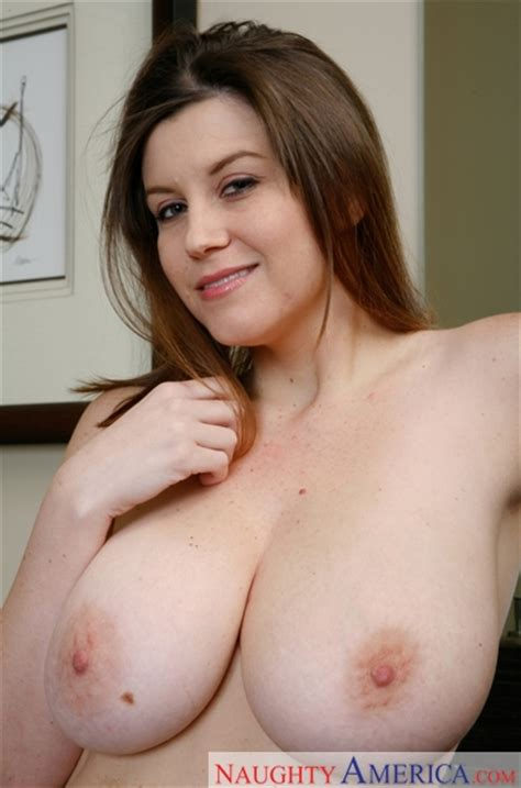 Sara Stone Fucking In The Bedroom With Her Natural Tits