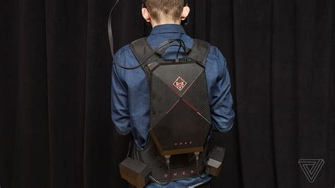 hp fixed  biggest issue   vr backpack pc