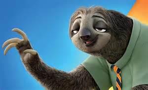 Zootopia Characters Sloth
