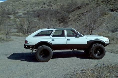 Craigslist Find Lsswapped Lifted Amc Eagle  Off Road Xtreme