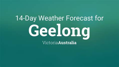 geelong victoria australia  day weather forecast
