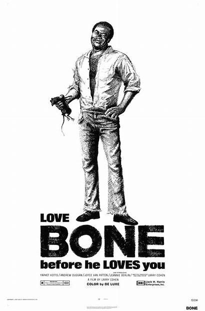 Bone 1972 Cohen Larry Duggan Andrew Movie