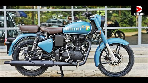Enfield Image by Royal Enfield Classic 350 Abs Signals Edition Ride