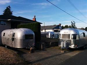 FOR RENT 22' Argosy Airstream Camping Trailer Saanich ...