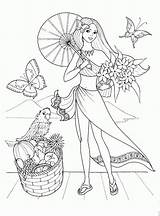 Coloring Pages Summertime Printable Print Getcolorings sketch template