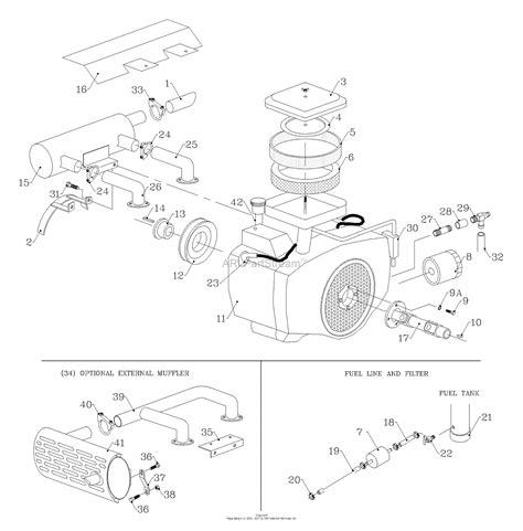 Onan Engine Wiring Diagram Sensor by Onan 18 Hp Engine Diagram Wiring Diagram Database