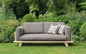Garten Lounge Sofa : snuggle lounge sofa reclaimed ~ Markanthonyermac.com Haus und Dekorationen