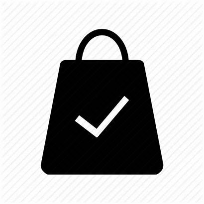 Icon Bag Order Easy Check Finish Package