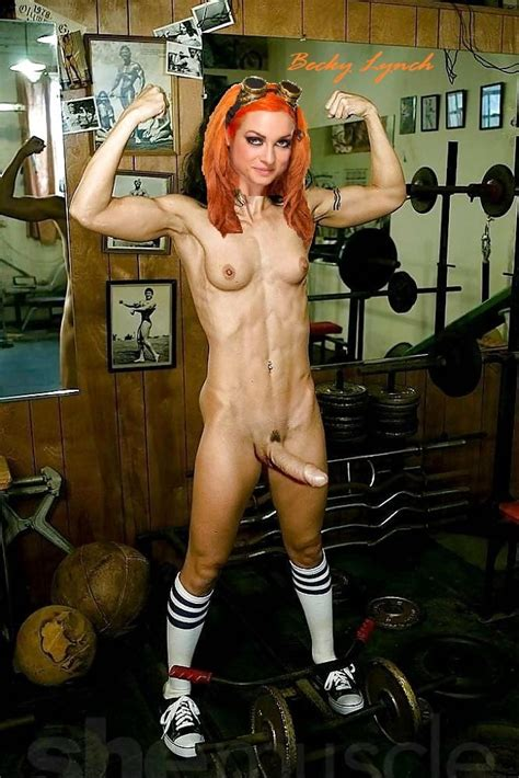 Becky Lynch Shemale Fakes 76 Pics
