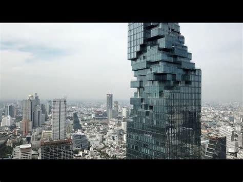 bangkok thailand  aerial drone footage youtube