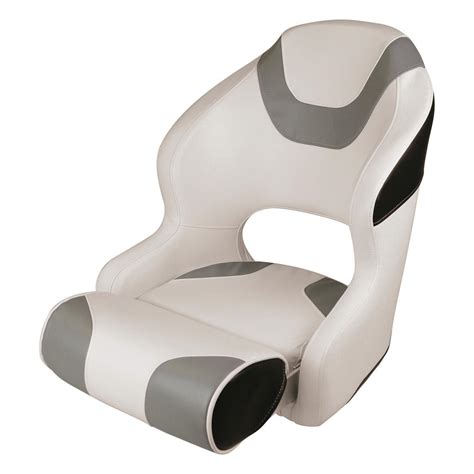 Boat Seats With Bolster by Wise Baja Seat With Flip Up Bolster 704381