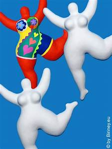 Figuren Zum Bemalen : 2 nana relief figuren zum selber bemalen biriney unikate nana figuren ~ Watch28wear.com Haus und Dekorationen