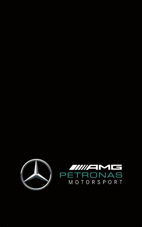 Mercedes benz logo, cercle, black, svg. AMG Petronas Motorsports wallpaper black logo low | Fondos de pantalla de coches, Petronas y ...