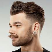 Hipster Haircut With Beard  Hipster Guy Haircuts