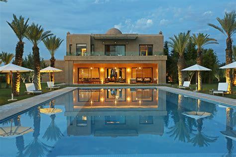 luxueuse villa contemporaine magnifiques espaces confort
