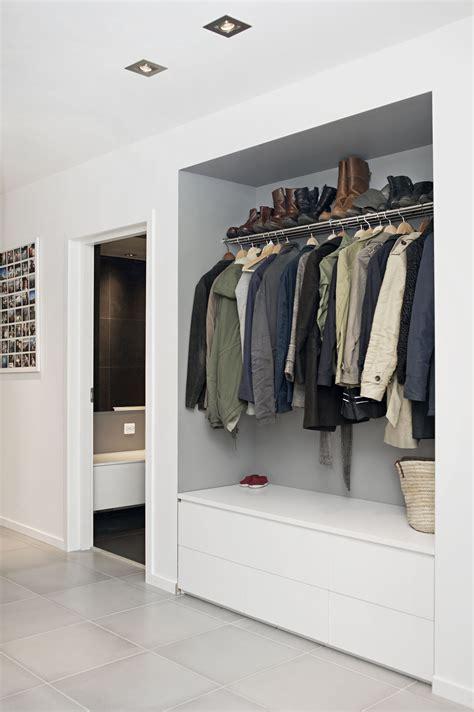 garderobe idee cleversmart garderobe flur garderobe
