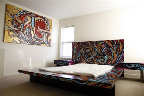 Reyes Graffiti Bedroom Design
