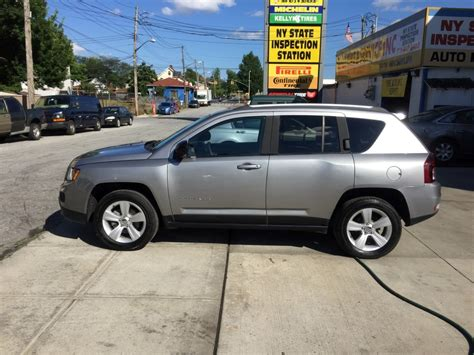 used jeep compass used 2016 jeep compass sport awd suv 16 490 00