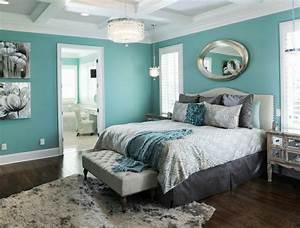 Deco chambre turquoise et noir ralisscom for Chambre turquoise et noir
