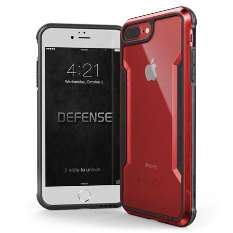 iphone 8 plus defense shield iphone 8 plus clear x doria