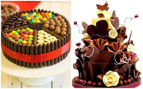 top  unique chocolate cakes page