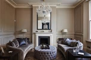 Taupe Sofa Living Room Ideas living room crown moldings design ideas