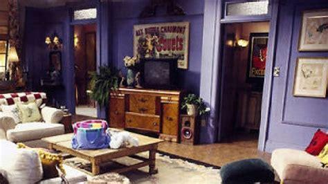 Apartments Set by Friends Set Designer Why S Apartment Was Purple