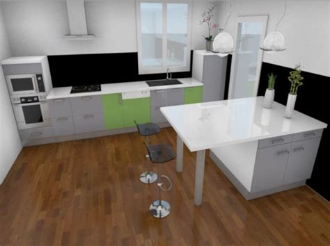 conception 3d cuisine conception 3d d 39 une cuisine avec my sketcher